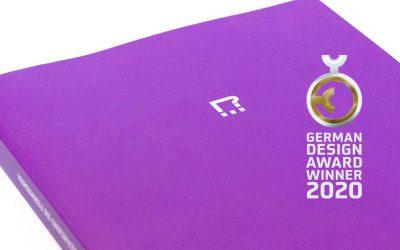 Erneute Auszeichnung für Sachbuch, das erklärt, wie TV-Serien funktionieren: »German Design Award2020«