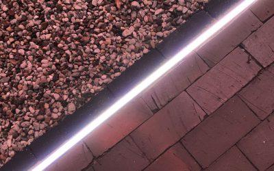 Lichtgestaltung: Ein Beispiel für die Fusion von Exterior- und Interior-Design